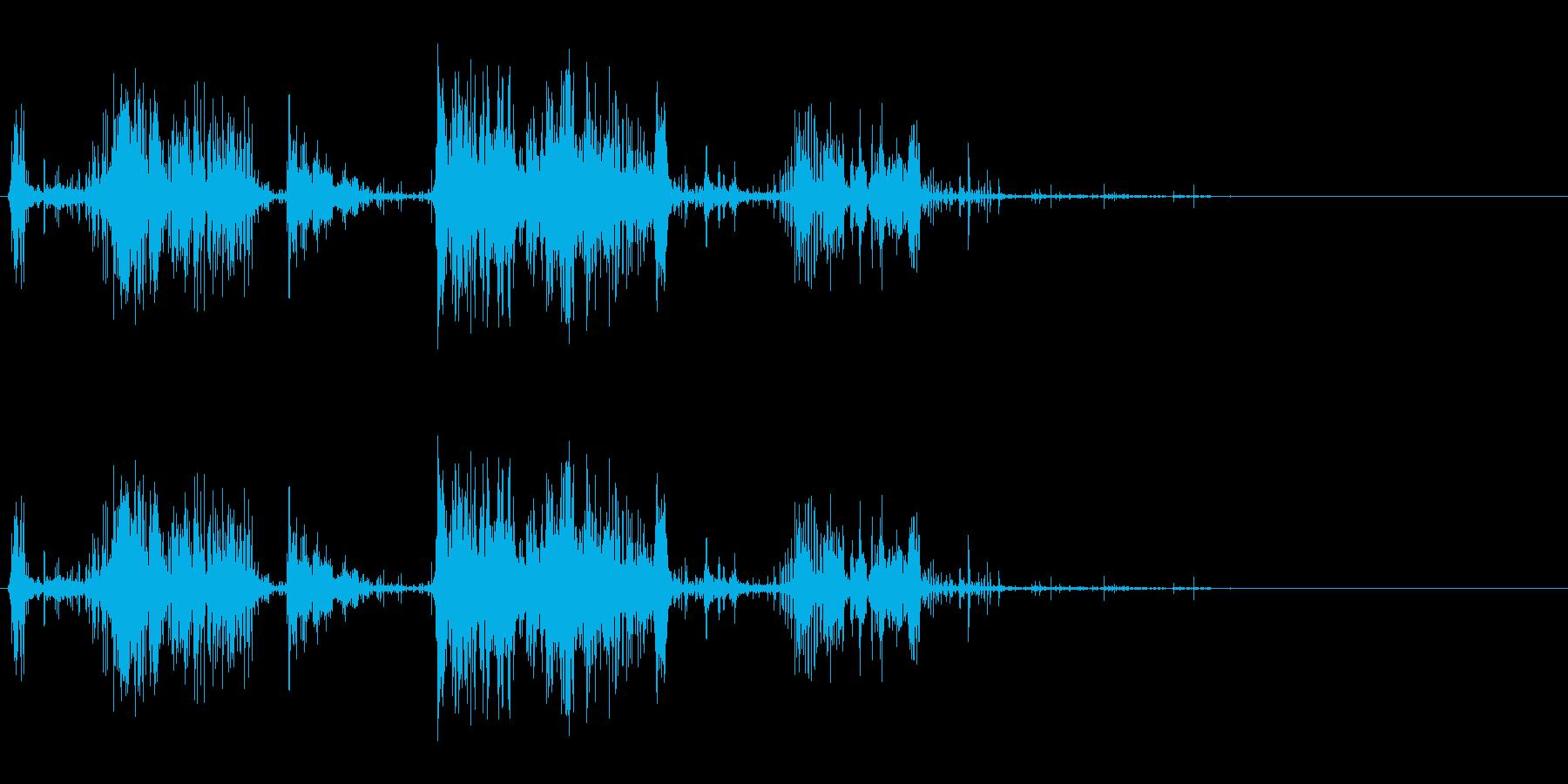 ブラッドガッシュ;ガッツガッシュに...の再生済みの波形