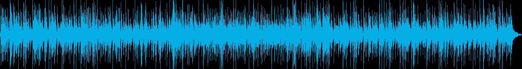 夏のバカンス・まったり・大人ジャズの再生済みの波形