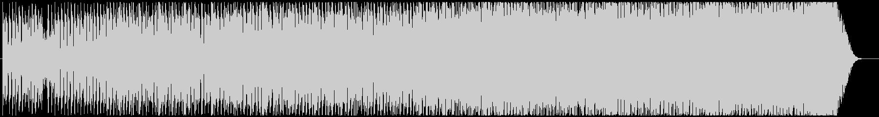 現代的 交響曲 テクノ ハードコア...の未再生の波形