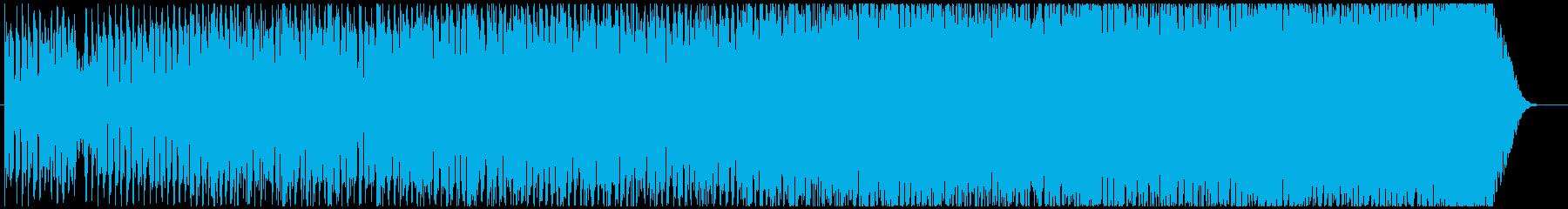 現代的 交響曲 テクノ ハードコア...の再生済みの波形
