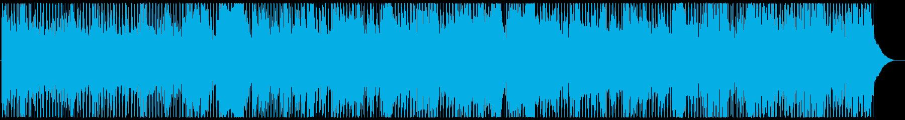 Listerineの再生済みの波形