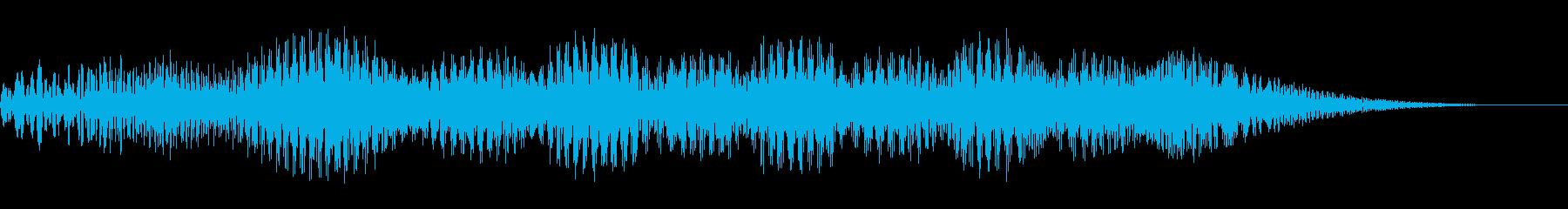 振動ハイドロチャージ、SCI FI...の再生済みの波形