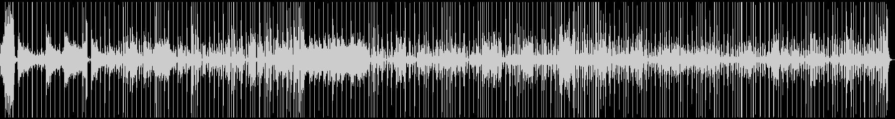 サラサラ ジャズ フュージョン R...の未再生の波形