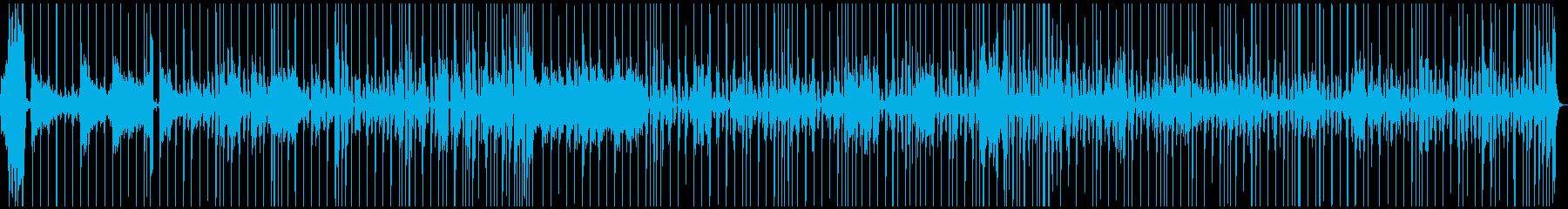 サラサラ ジャズ フュージョン R...の再生済みの波形