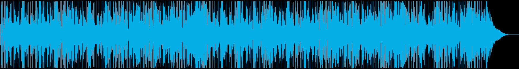 ゆったりとしたシックなチル系HIPHOPの再生済みの波形