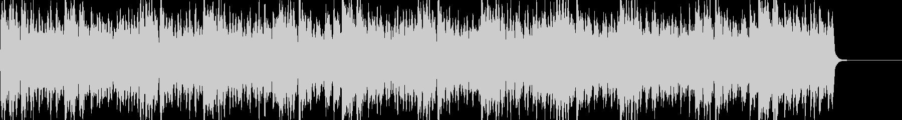 スティーヴ・ライヒ風ミニマルミュージックの未再生の波形
