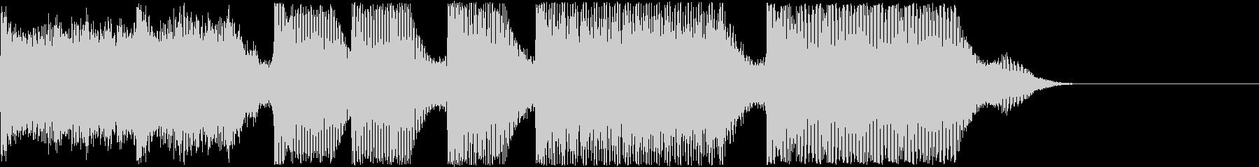 AI メカ/ロボ/マシン動作音 14の未再生の波形
