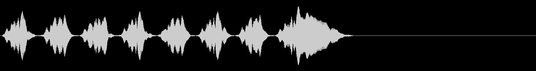 KANニャニャニャ自主規制音4shortの未再生の波形