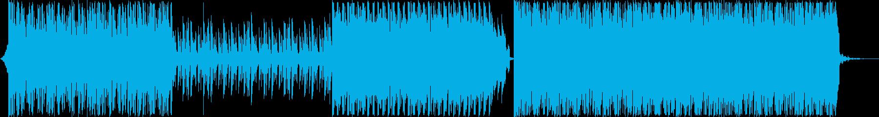 雪のように切ないデジタルJ-POPの再生済みの波形