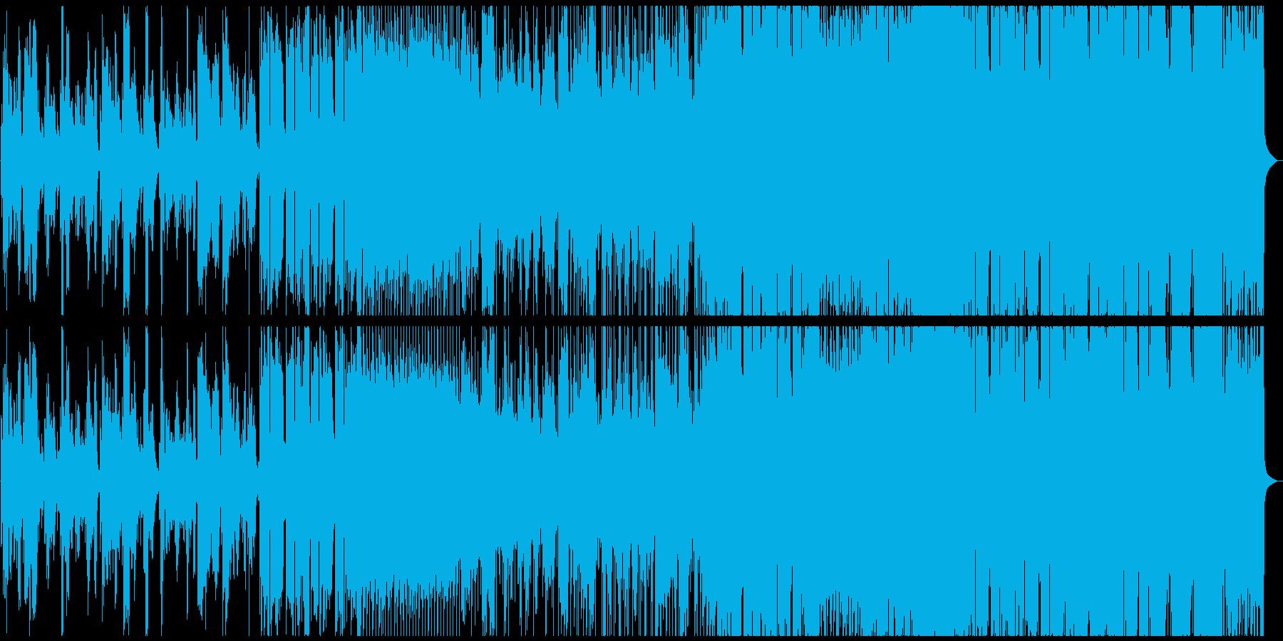 ピアノ&弦!壮大で感動的なロックバラードの再生済みの波形