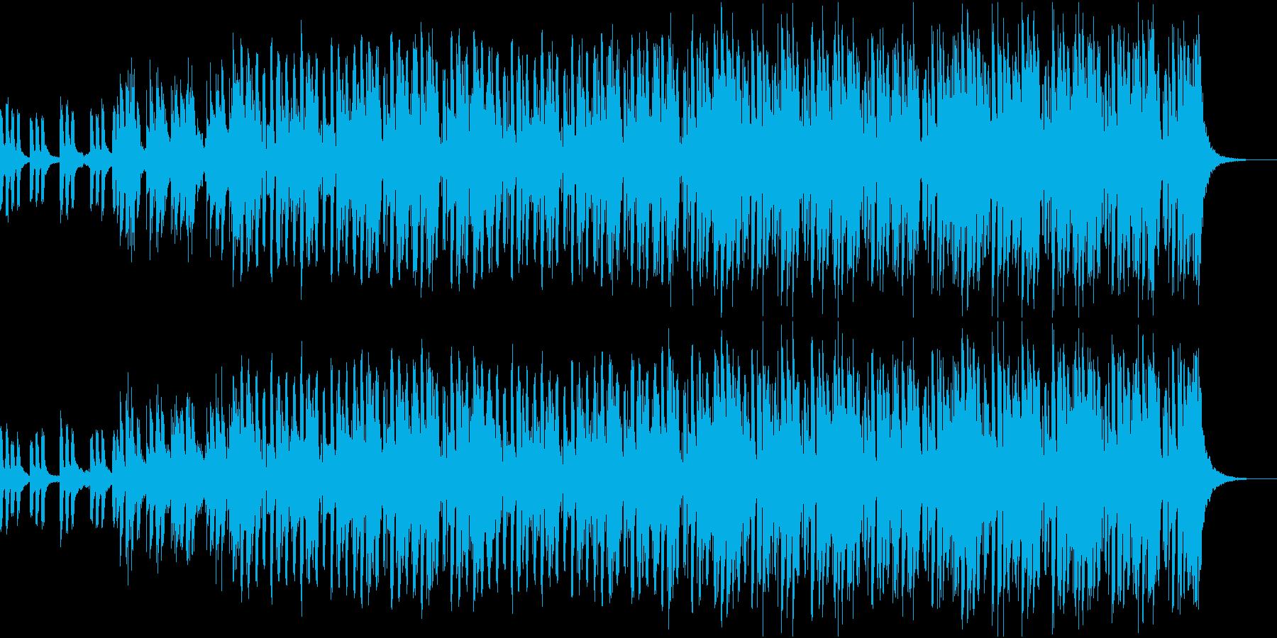 心地よいEDM♫EDM  Track12の再生済みの波形