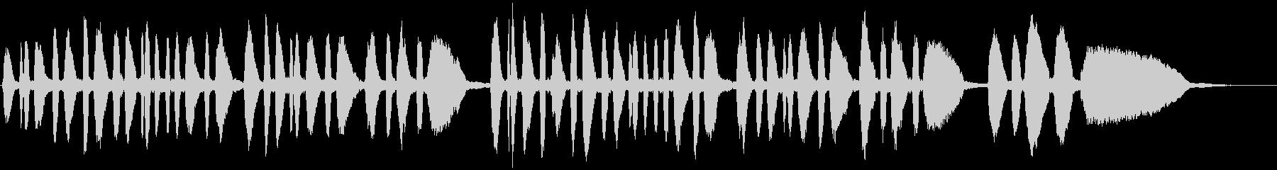 【生】金管=穏やかなファンファーレの未再生の波形