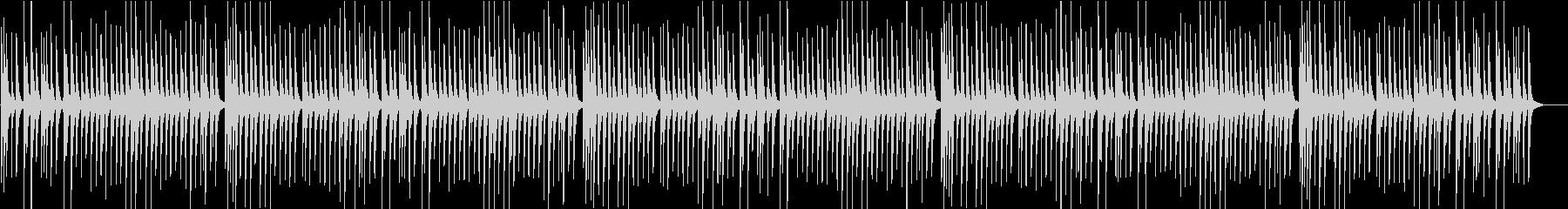 "Okinawa folk song ""Jyukunoharu"" Sanshin only's unreproduced waveform"