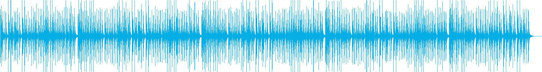 "Okinawa folk song ""Jyukunoharu"" Sanshin only's reproduced waveform"
