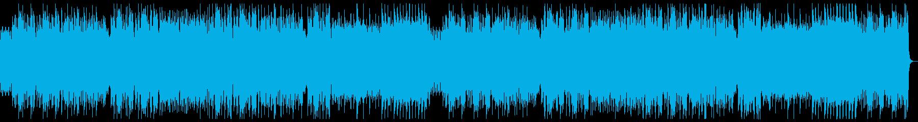 明るく楽しいキッズピアノ:フル2回の再生済みの波形