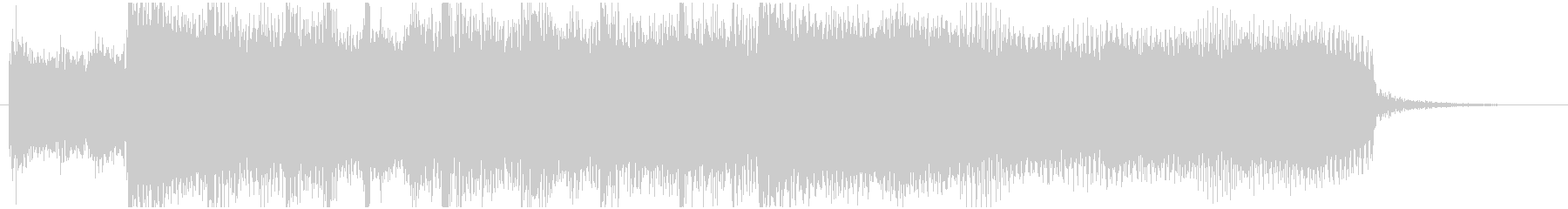 Fight To Live 10 sec's unreproduced waveform