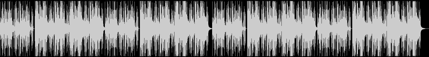 【チル】ゆったりとしたBGM・5の未再生の波形