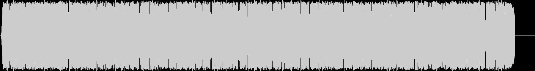 ピー音、レーザー、ビームの未再生の波形