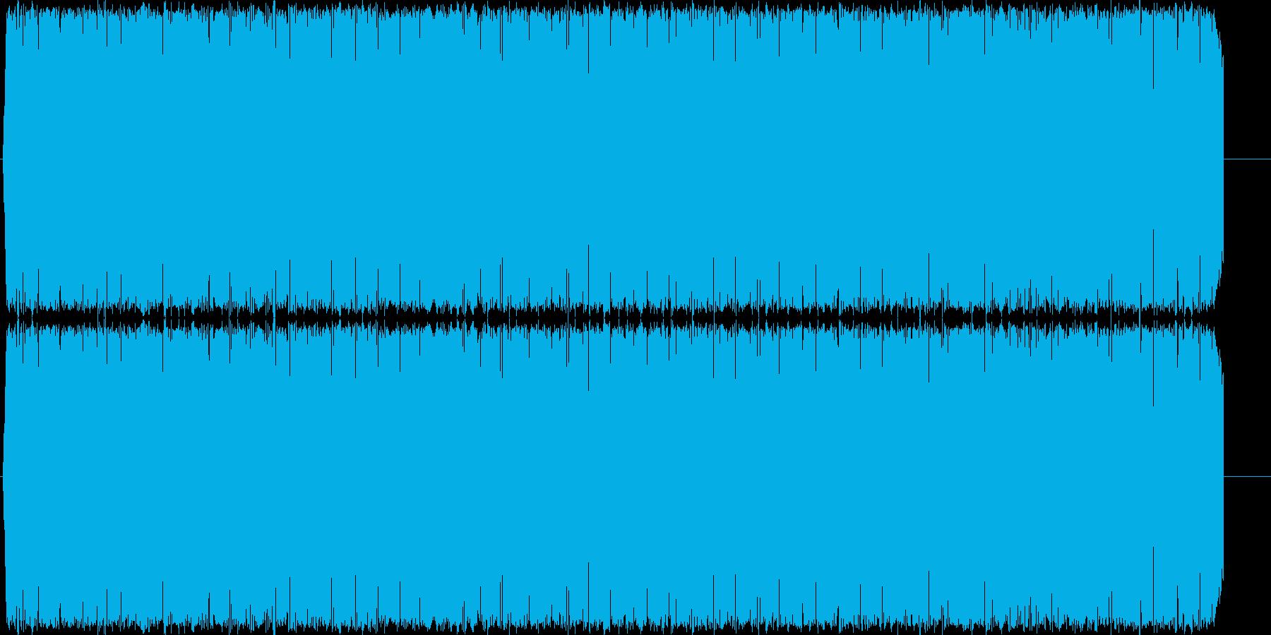 ピー音、レーザー、ビームの再生済みの波形