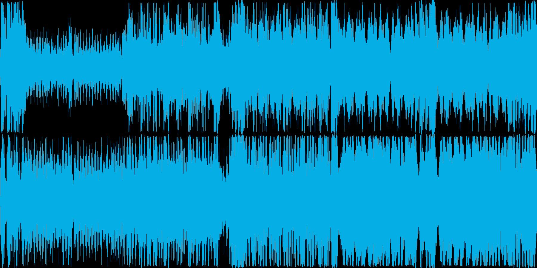 シュトラウス風のポルカをイメージして作…の再生済みの波形