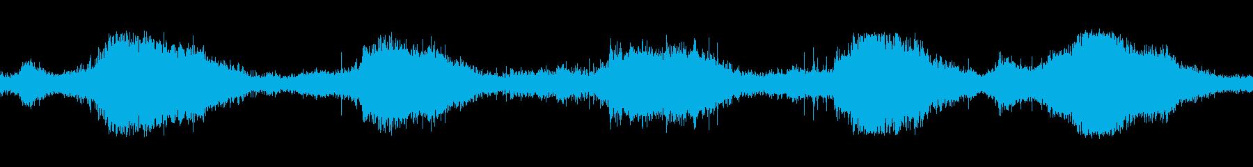 波オーシャンサーフ高bの再生済みの波形