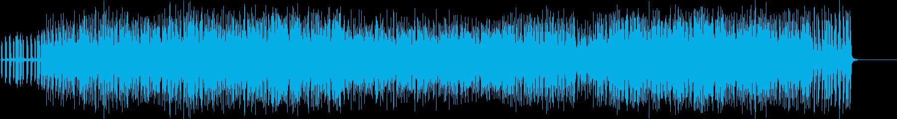 マイナー・ポップ/テクノ/BGの再生済みの波形