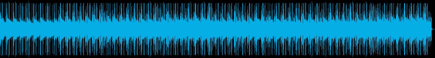 水辺/夜空/R&B_No672_1の再生済みの波形