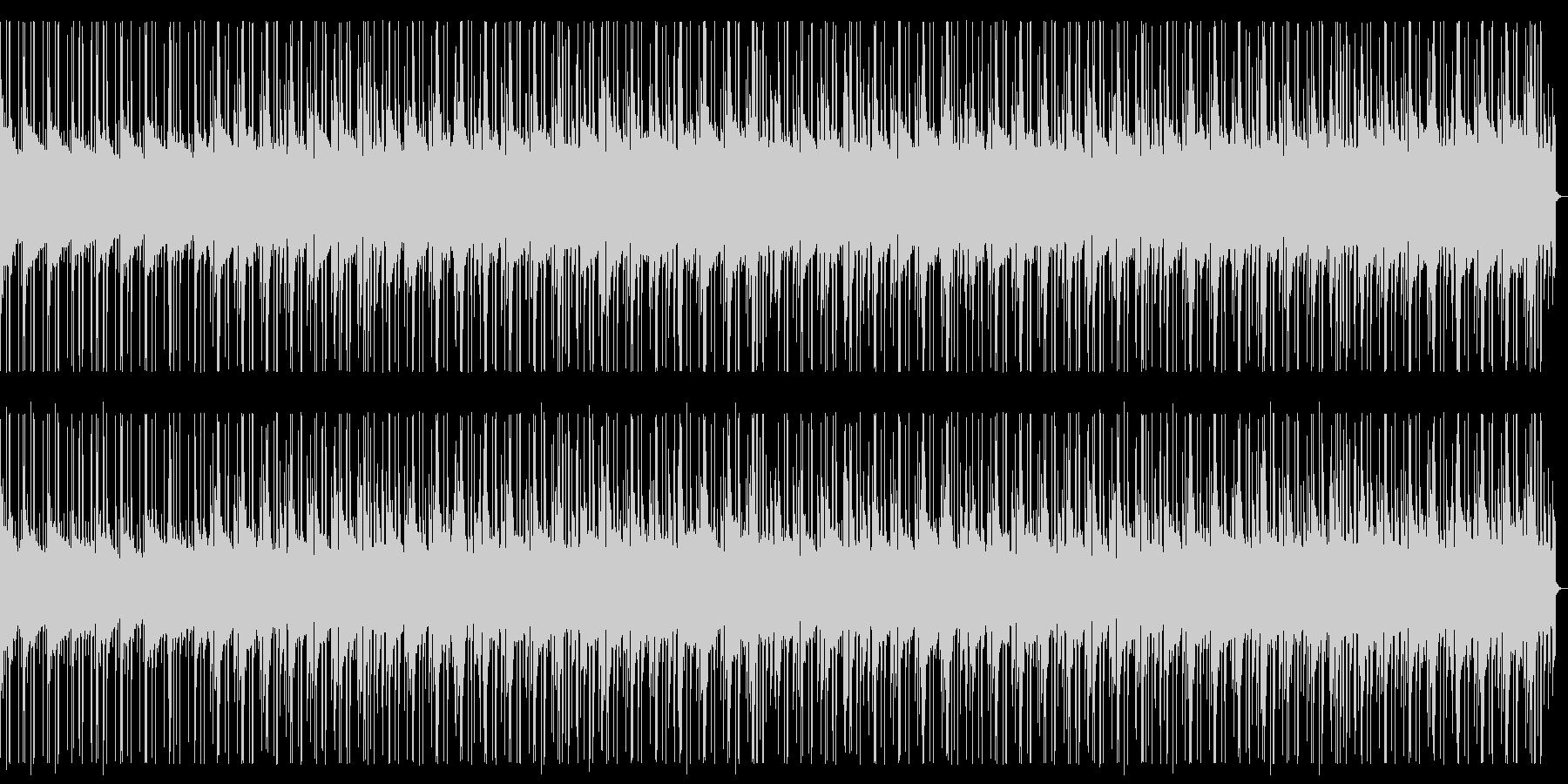 水辺/夜空/R&B_No672_1の未再生の波形