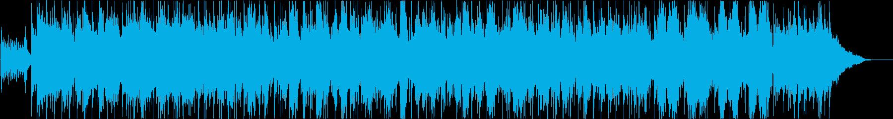 【生演奏】ゆったり優しいバイオリン曲の再生済みの波形