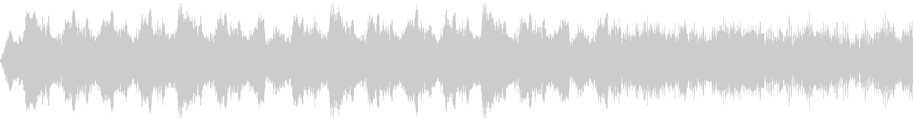得体のしれない怪しいホラーBGM(短い)の未再生の波形