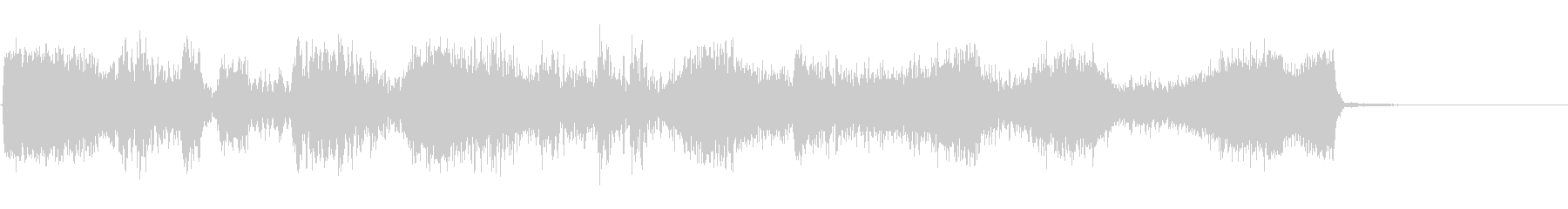 ハードノックスの未再生の波形