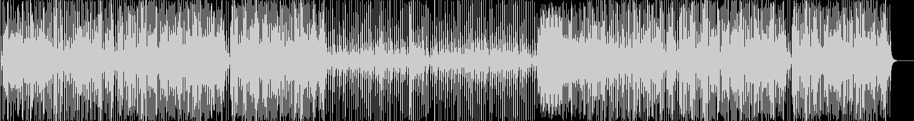 ショパン|子犬のワルツ(トイピアノ)の未再生の波形