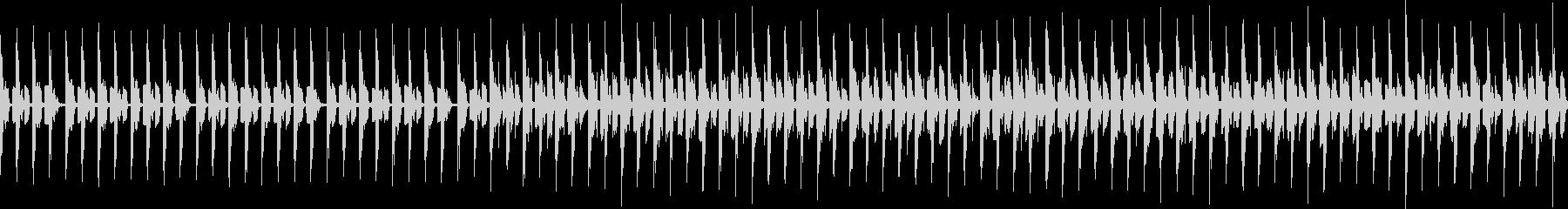 (Loop)マイルドめなエレクトロポップの未再生の波形