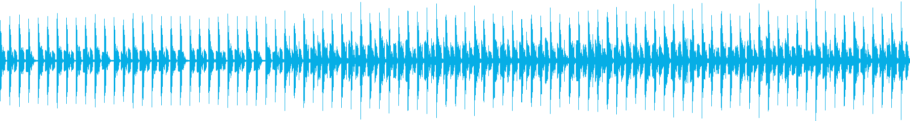 (Loop)マイルドめなエレクトロポップの再生済みの波形