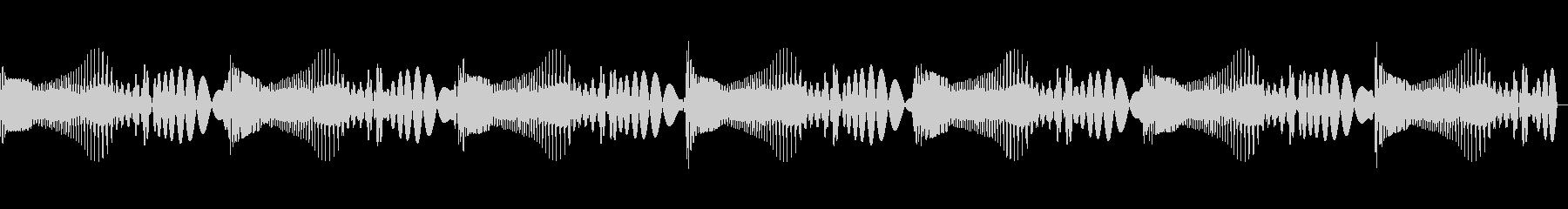 レイガン:ショートバースト、SCI...の未再生の波形