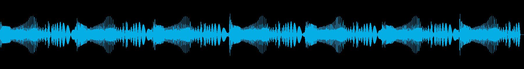 レイガン:ショートバースト、SCI...の再生済みの波形