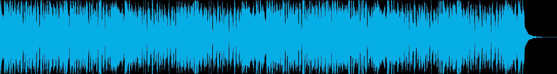 近未来的・CM・エンディング・EDMの再生済みの波形