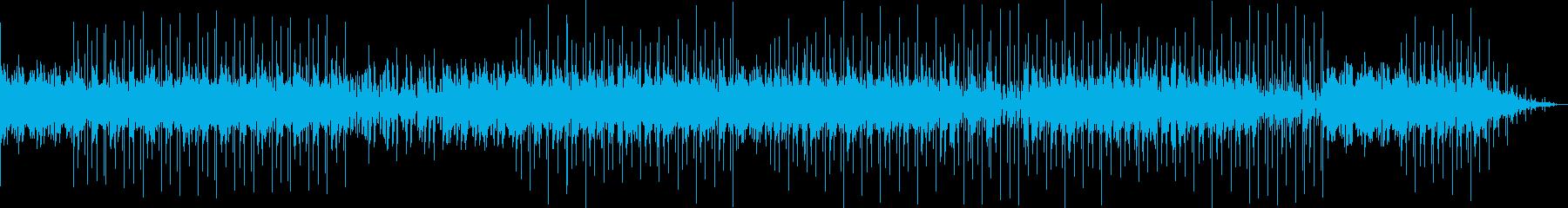 東京ストリートシーンヒップジャズの再生済みの波形