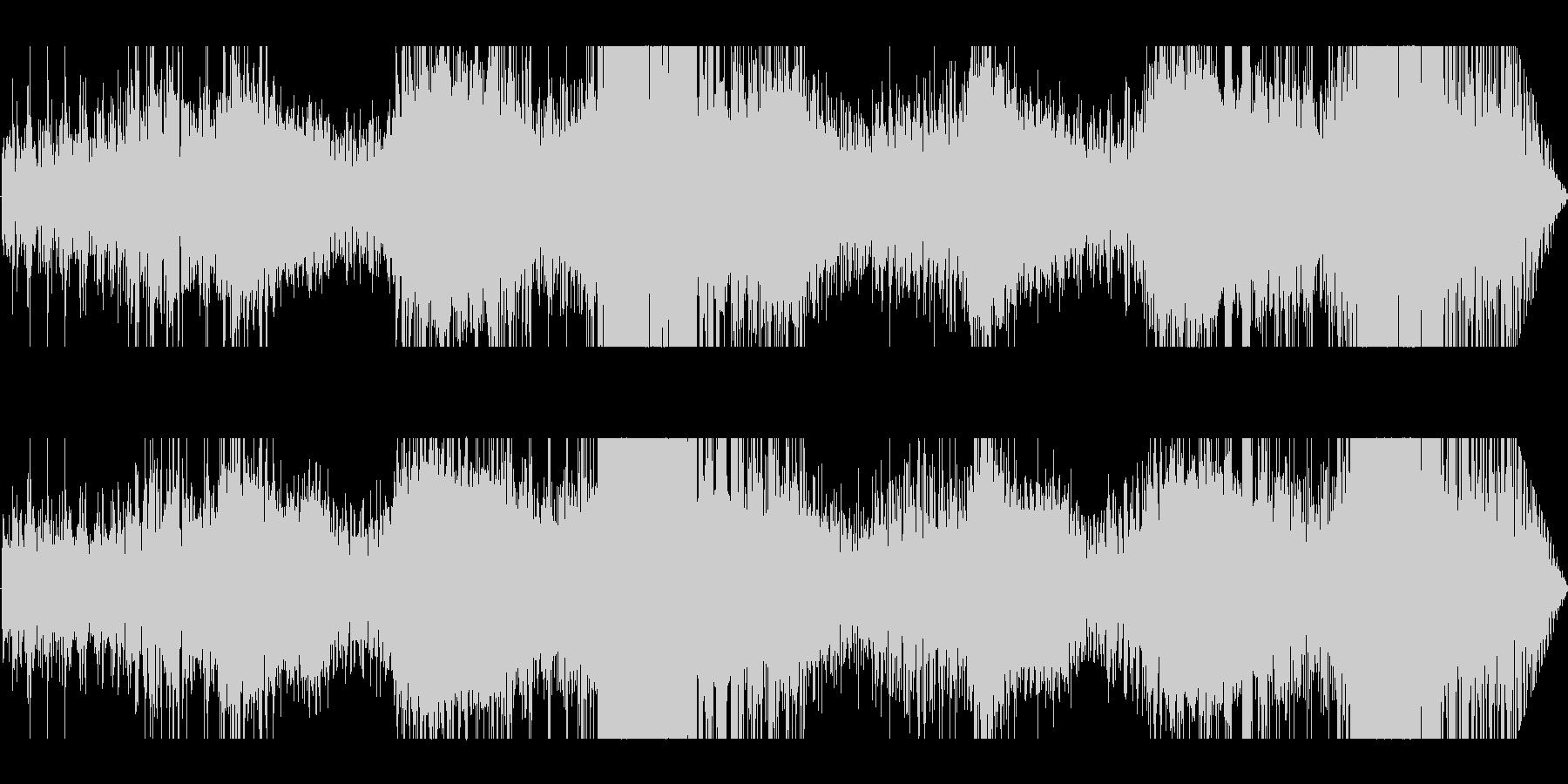 ピッチの高い液体倍音を伴う液体メタ...の未再生の波形