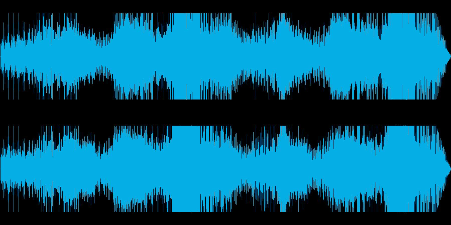 ピッチの高い液体倍音を伴う液体メタ...の再生済みの波形