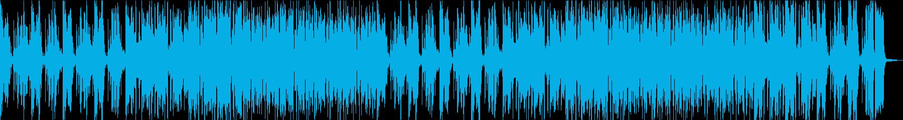 明るくて軽妙な雰囲気ビッグバンドジャズの再生済みの波形