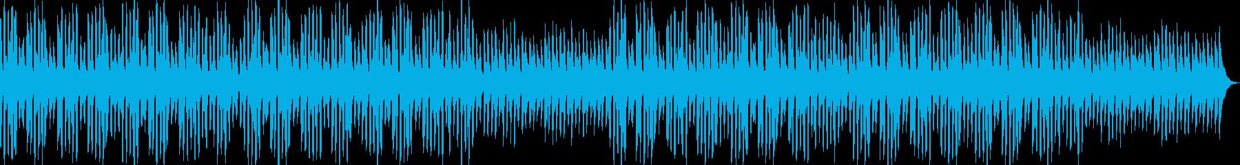 YouTube・口笛・楽しい・キャンプの再生済みの波形