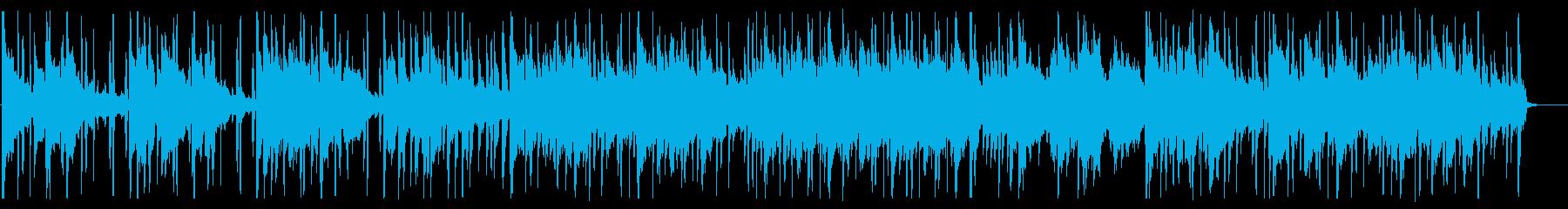 落ち着き/チル/生演奏_609_2_3の再生済みの波形