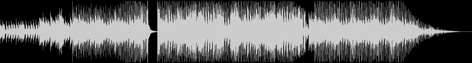 ラテンピアノ & トラップの未再生の波形