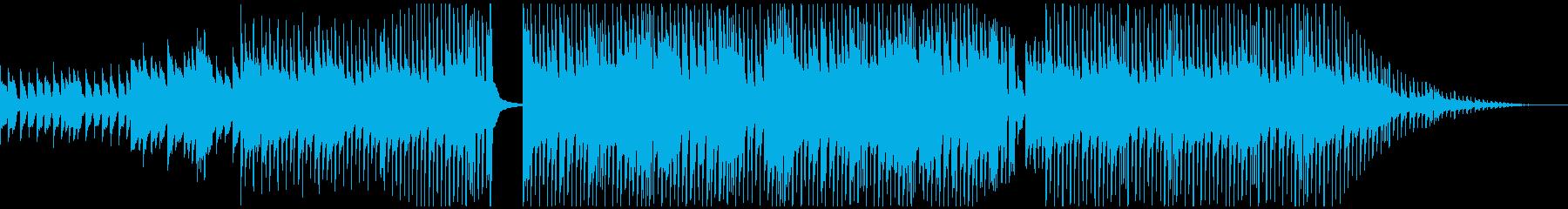 ラテンピアノ & トラップの再生済みの波形
