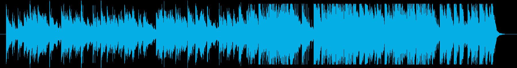 ラテン ジャズ タンゴ サンバ ほ...の再生済みの波形