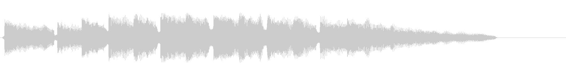 STEEL GUITAR:ロング・...の未再生の波形