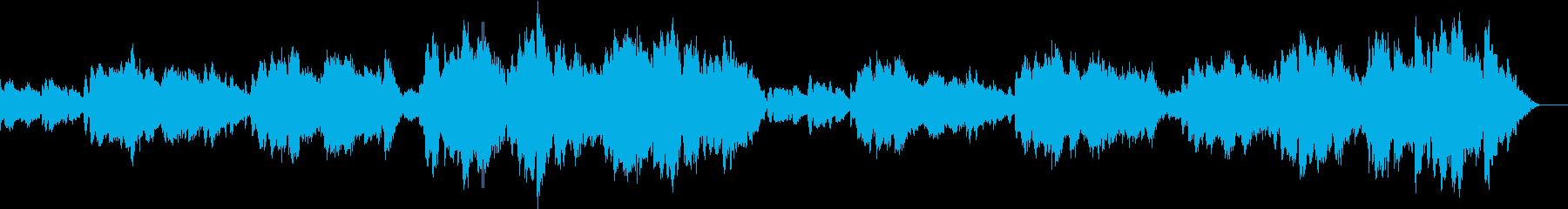 ジムノペディ第1番 エレピ サックスの再生済みの波形