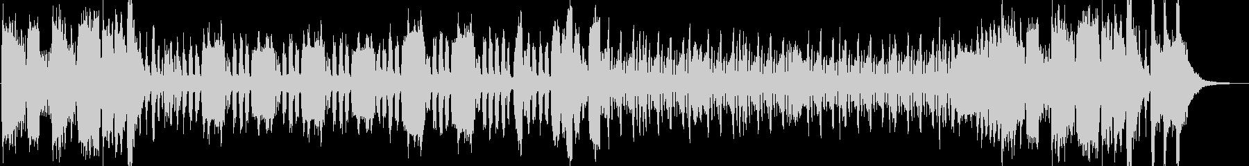 リコーダーとアコーディオンが奏でる軽快なの未再生の波形
