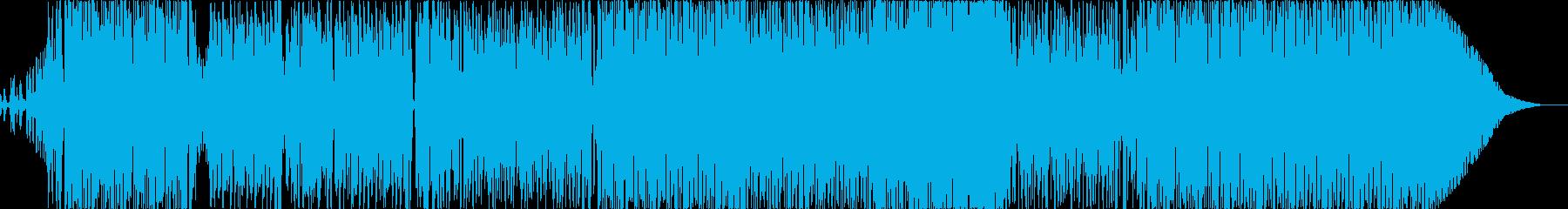 「体揺らすダンスポップなナンバー」の再生済みの波形